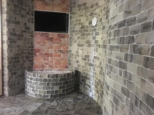 Соляная комната в СПА комплексе
