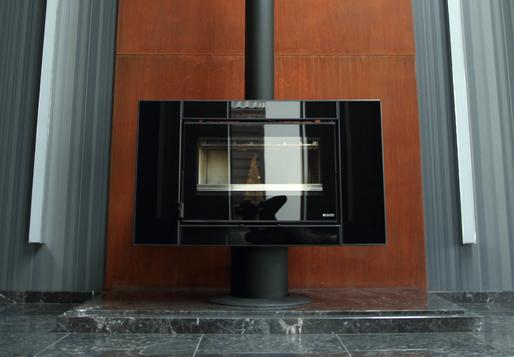 Отдельно стоящий камин Nordica Carillon Crystal