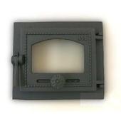 Печная дверца для плиты и каменки SVT 470