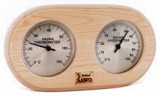 Термогигрометр Sawo 222 Т-Н