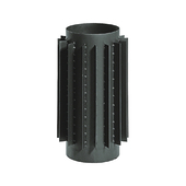 Радиатор Ø 200 - 0,5 м