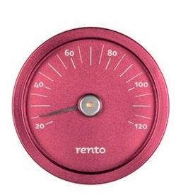 Термометр для бани Rento - Брусника