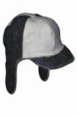 Шапка для сауны КЕПКА (комбинированный войлок)