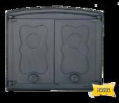 Дверца чугунная Batumi 1