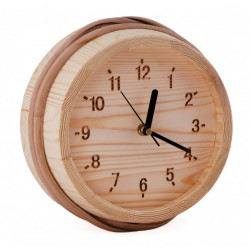 Часы для предбанника Sawo 530