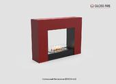 Напольный биокамин Gloss Fire EDISON m-2