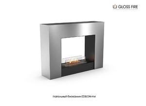 Напольный биокамин Gloss Fire EDISON m-4