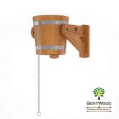 Ведра-водопад Bentwood из лиственницы , 12л.