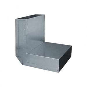 Колено Darco 90 вертикальоне для канала 50 х150 мм