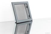 Решетка с сеткой Ventlab KRVSM 220x220-ML