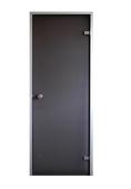 Двери для хаммама Saunax бронза 70х200 см