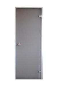 Двери для хаммама Saunax матовая бронза 70х200 см