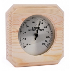 Гигрометр квадратный Sawo 220HP