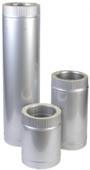 Труба н/оц 1м, 150/220, 0.6 мм