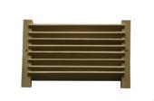Вентиляционная решетка.