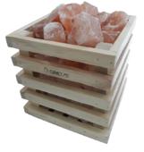 Ящик кубик Greus с гималайской солью